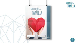 Cartaz | Adoração em Família 2020