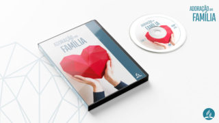 Encarte DVD + Label | Adoração em Família 2020