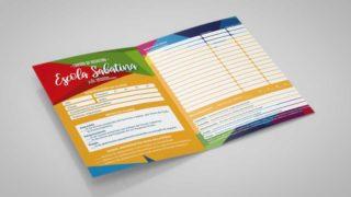 Cartão Registro: Escola Sabatina | Adolescentes