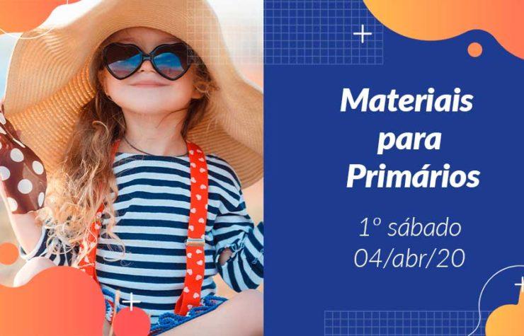 1ºSáb (2Trim20) | Materiais Primários