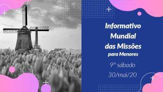 Informativo PPT: 9º Sábado 2Trim20