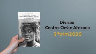 (3ºTrim20: Adultos) Informativo Mundial das Missões