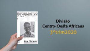 (3ºTrim20: Menores) Informativo Mundial das Missões