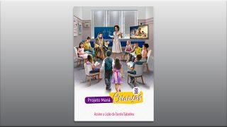 Cartaz p/ crianças | Projeto Maná 2020