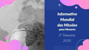 Informativo PPT: 3º Trimestre 2020