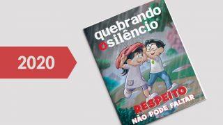 Revista Infantil | Quebrando o Silêncio 2020/2021