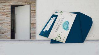 Convite Impresso | Casais de Esperança