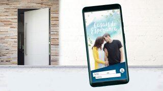 Convite Digital | Casais de Esperança
