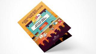 Folder: Concurso de Talentos | 25 Anos Ministério da Criança