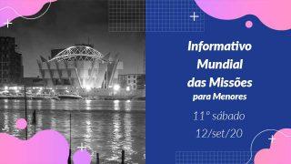 Informativo PPT: 11º Sábado 3Trim20