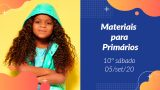 10ºSáb (3Trim20) | Materiais Primários