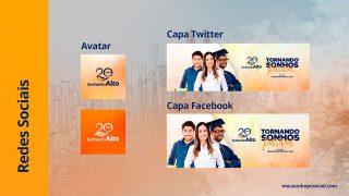 Imagens p/ redes sociais | Sonhando Alto 2020-2021