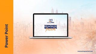 Fundo PPT | Sonhando Alto 2020-2021
