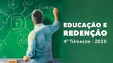 PPT Capa Lição | 4TRIM Escola Sabatina