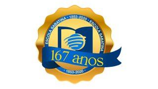 Logo do Aniversário de 167 anos da Escola Sabatina