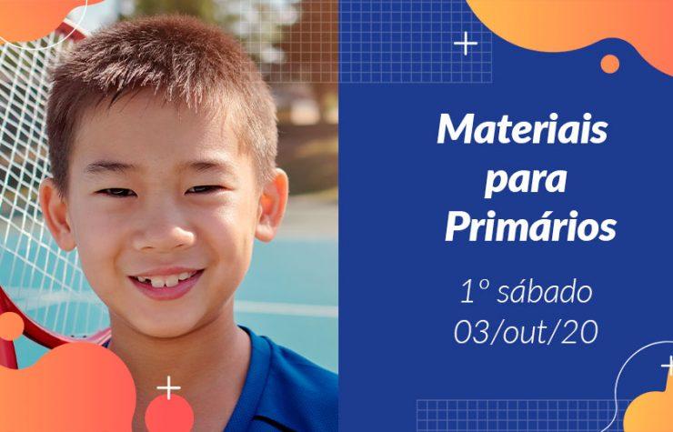 1ºSáb (4Trim20) | Materiais Primários