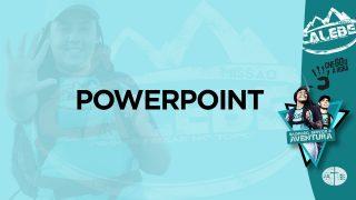 Powerpoint – Missão Calebe 2021