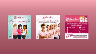 Cartões | Outubro Rosa 2020