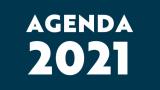 Agenda de atividades 2021