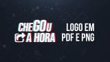 PDF e PNG – Logo Tema JA 2021 – Chegou a Hora