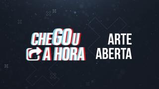 Arte aberta – Logo Tema JA 2021 – Chegou a Hora