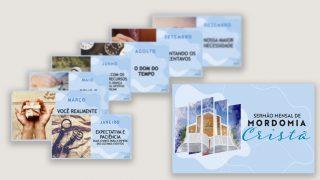 PPT | Sermão Mensal de Fidelidade 2021