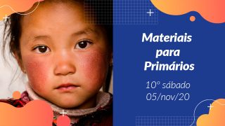 10ºSáb (4Trim20) | Materiais Primários