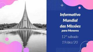 Informativo PPT: 12º Sábado 4Trim20