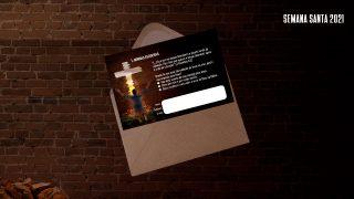 Cartão de Apelo | Semana Santa 2021