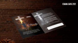 Convite | Semana Santa 2021