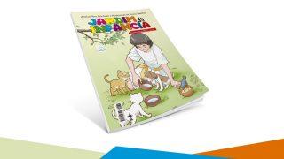 Jardim da Infância (1ºTrim21) | Auxiliar da Escola Sabatina