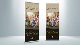 Banner | Projeto Maná 2021