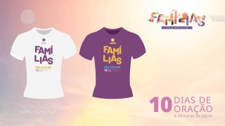 Camisetas | 10 Dias de Oração 2021