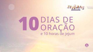 Logo | 10 Dias de Oração 2021