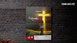 Cartaz | Semana Santa Teen 2021