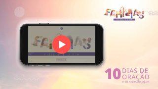 Musica Tema: Vídeo Lyrics | 10 Dias de Oração 2021
