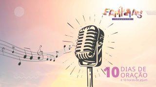 Musica Tema: Música + Playback | 10 Dias de Oração 2021