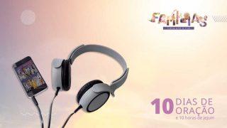 Audiobook| 10 Dias de Oração 2021