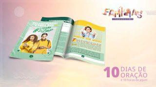 Revista Adolescentes: WhatsApp de Deus | 10 Dias de Oração 2021