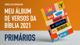 Meu álbum de versos da Bíblia -2021|Primário