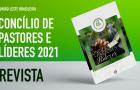 Revista   Concilio de Líderes e Pastores 2021 ULB