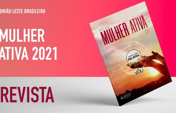 Revista   Mulher Ativa 2021