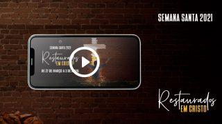 Musica Tema: Vídeo com letra | Semana Santa 2021