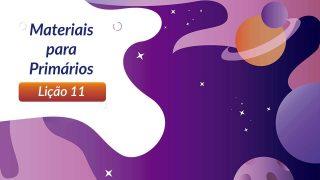 11ºSáb (1Trim21) | Materiais Primários