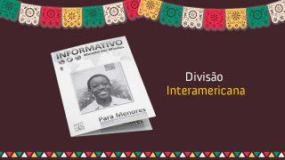 (2ºTrim21: Menores) Informativo Mundial das Missões