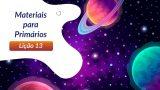 13ºSáb (1Trim21) | Materiais Primários