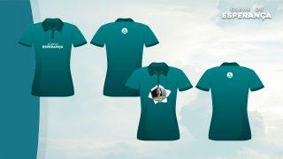 Camisetas | Evangelismo Feminino