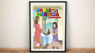 Jardim da Infância (3ºTrim21) | Auxiliar da Escola Sabatina