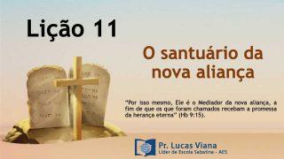 PPT Lição 11 – Escola Sabatina