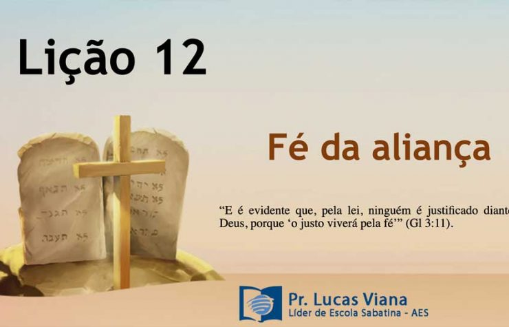 PPT Lição 12 – Escola Sabatina